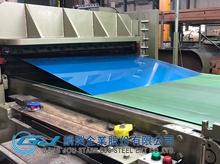 stainless steel sheet material