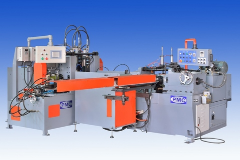 PMC PM-60VS-AUTO Thread Rolling  Machine