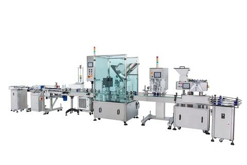 """Automatic Counting Production Line For """"Capsules"""""""