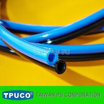 Multi-Colored Ribbon Tubing, Twin Welding Tube