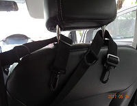Safety Pad for Car Organizer