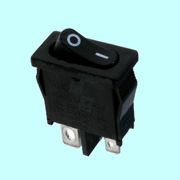 SMALL MINI ROCKER SWITCH