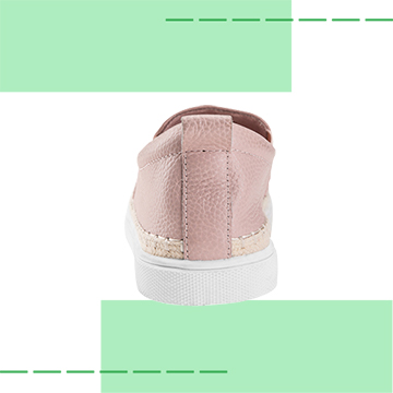 【Robinlo & Co.】Hank Pink_Flat Shoes,Platform shoes