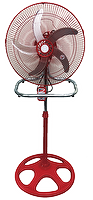 "18"" 180° STAND FAN (3 IN 1) -Colorful"