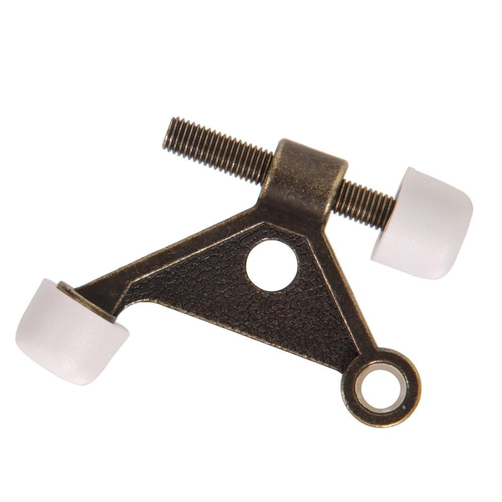 High Quality Deluxe Double Metal Hinge Pin Door Stop Hsi