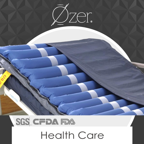 8 Inch Medical  Hospice Inflatable Mattress with pump