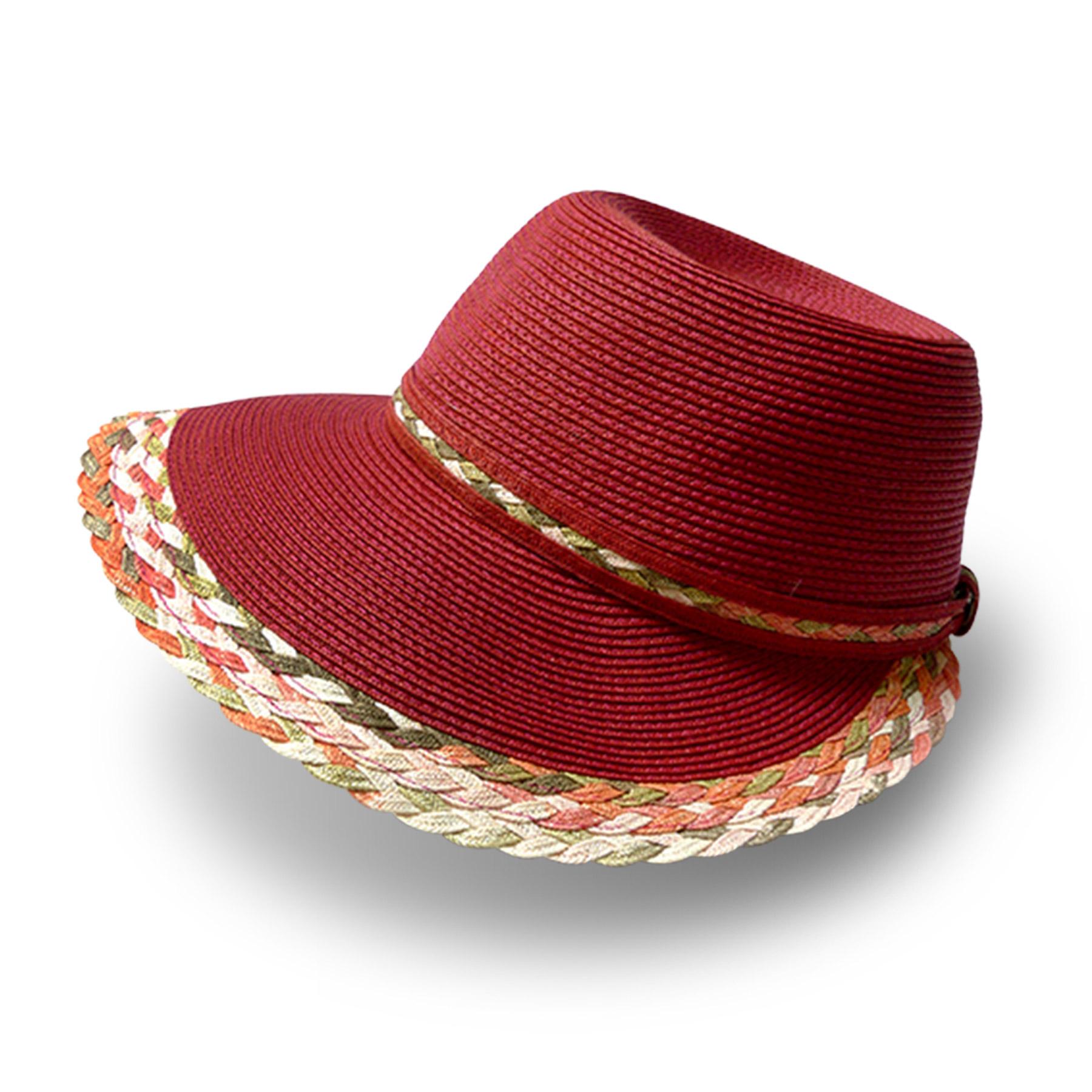 0fd13f04c Taiwan UV straw red cap | LIDUOO INT'L CO., LTD.