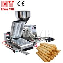 HY-793-A1 Automatic Open and Fill Egg Roll Biscuit Machine