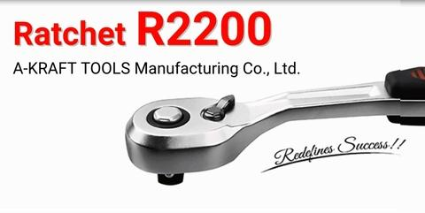 THE NEW Ratchet R2200 - From Great To Excellent !