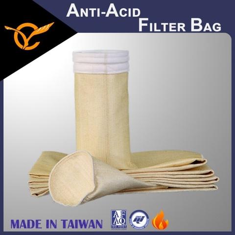 Filter Bag For Carbon Materials Plant