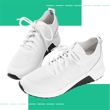 【Robinlo & Co.】Solis White_Sneakers,Casual Shoes