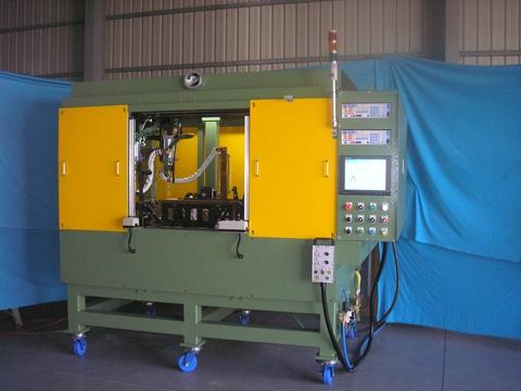Automatic spot welding equipment
