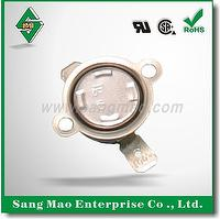 THERMOSTAT,OVERHEAT PROTECTOR,THERMAL SWITCH,THERMAL CUT-OFF,Control Components,Temperature controllers,Temperature switches,Bimetal Thermostat