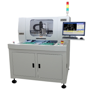 GAM330 Vision Added Automatic PCB Separator-1