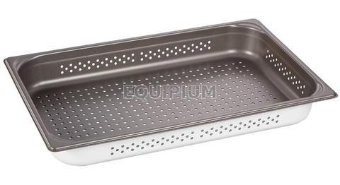 1/1GN Nonstick Perforated Pan H:65mm