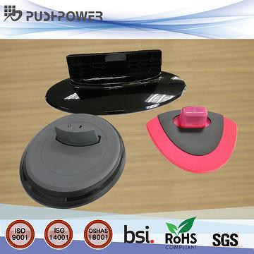 Taiwan Taiwan High Gloss plastic injection mold with RHCM or gas