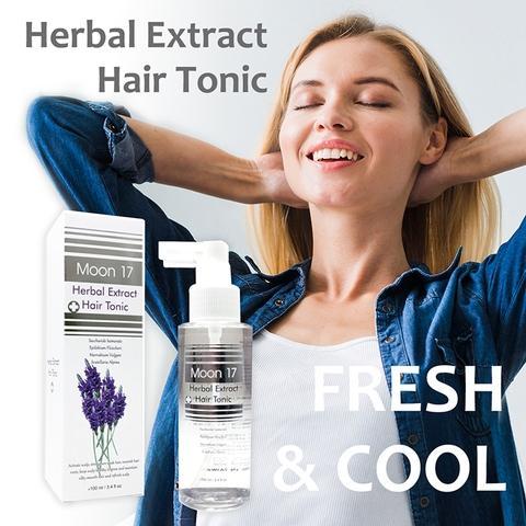 Hair scalp tonic for hair growth