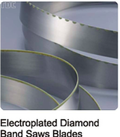 Electroplated Diamond Band Saws Blades