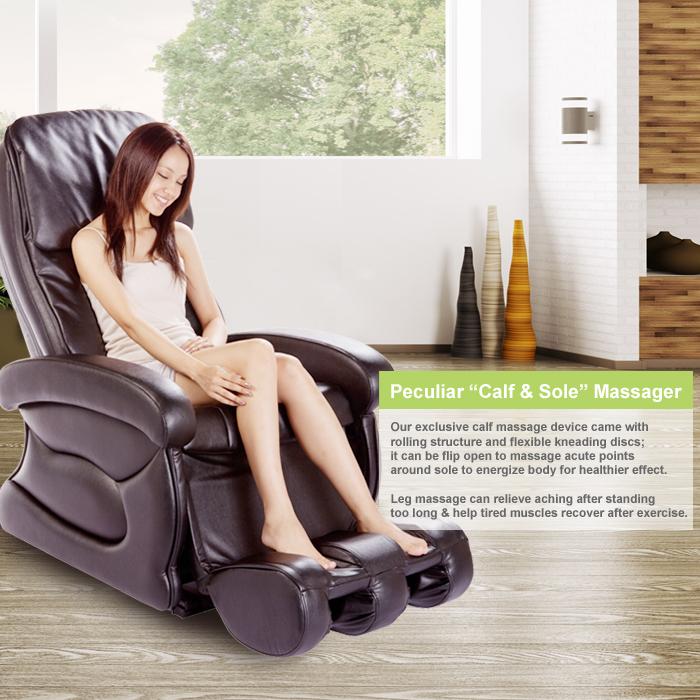 Taiwan Shiatsu Massage Chair | Taiwantrade