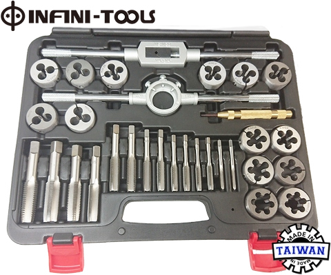 1set  HSS M18 X 1.5 mm right Hand machines tap and die Threading Tool Metric