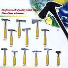 Solid Steel One Piece Hammers