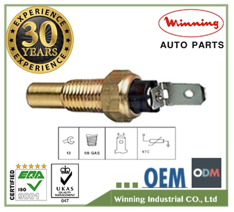 Temperature Sensor Thermo Switch Sensor for Acura WN-05-084 7.308