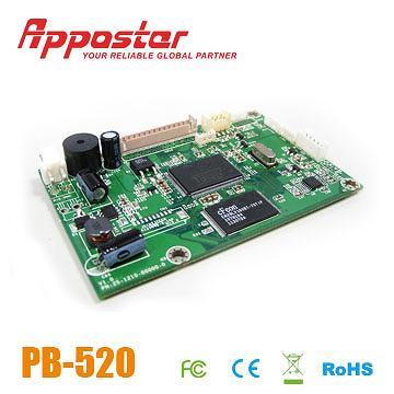 Appostar Printer Control Board PB520 Side View