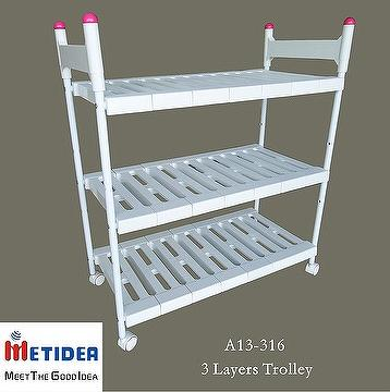 3 Layers Trolley