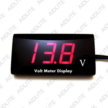 LED METER DISPLAY